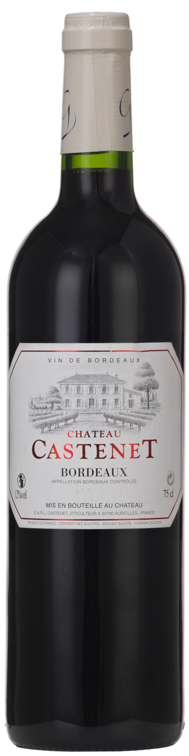 image of Château Castenet Entre-deux-mers 2018
