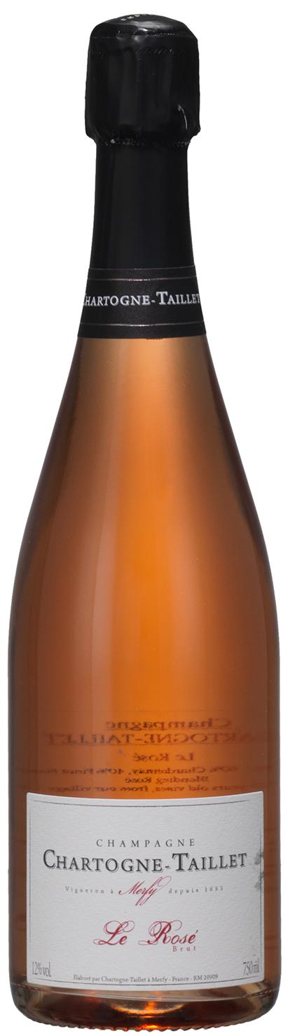 image of Champagne Chartogne-Taillet Brut Rosé NV