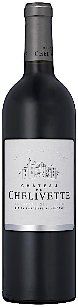 image of Château de Chelivette Bordeaux Supérieur 2016