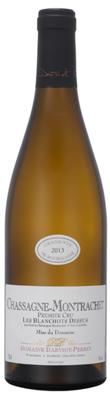 image of Domaine Darviot-Perrin Chassagne-Montrachet 1:er Cru Blanchots Dessus 2013