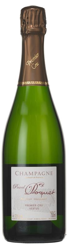 image of Champagne Pascal Doquet Vertus Coeur de Terroir 1:er Cru 2006