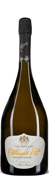 image of Champagne Vilmart & Cie Grand Cellier d'Or 1:er Cru, Magnum 2011