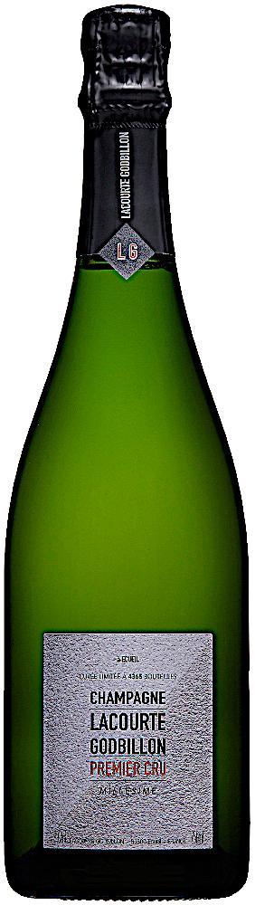 image of Champagne Lacourte Godbillon Millésime 1:er Cru 2013