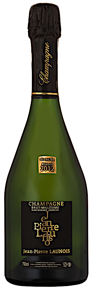 image of Champagne Jean-Pierre Launois Millesime 2012
