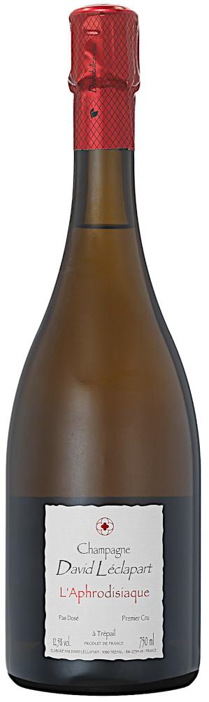 image of Champagne David Léclapart l'Aphrodisiaque 1:er Cru 2016