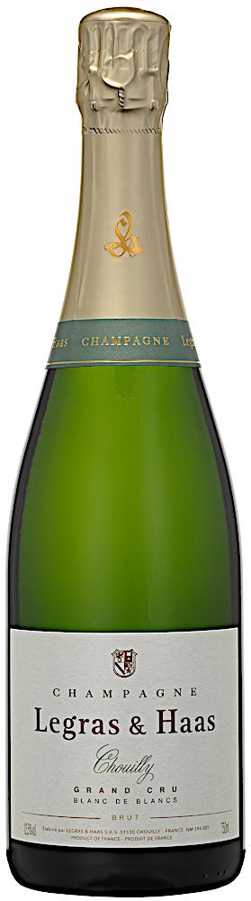 image of Champagne Legras & Haas Blanc de Blancs Grand Cru NV