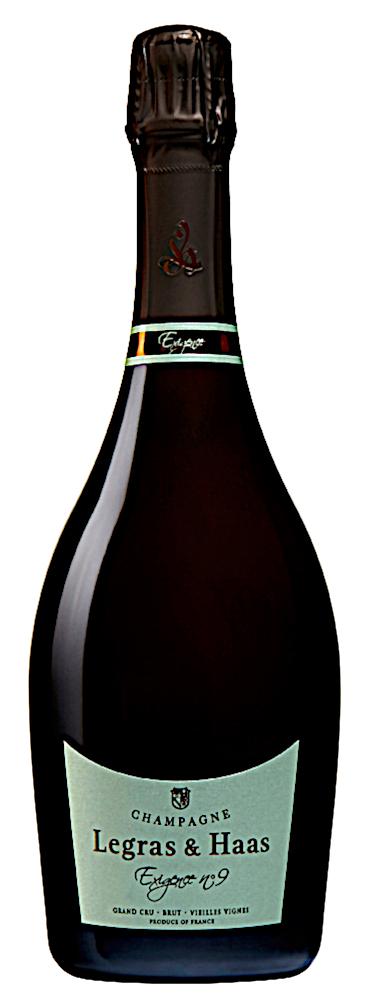 image of Champagne Legras & Haas Exigence Grand Cru no 9 NV