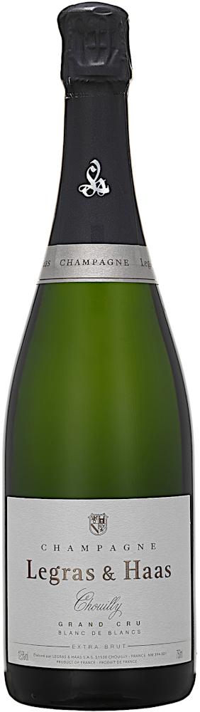 image of Champagne Legras & Haas Blanc de Blancs Extra Brut Grand Cru NV