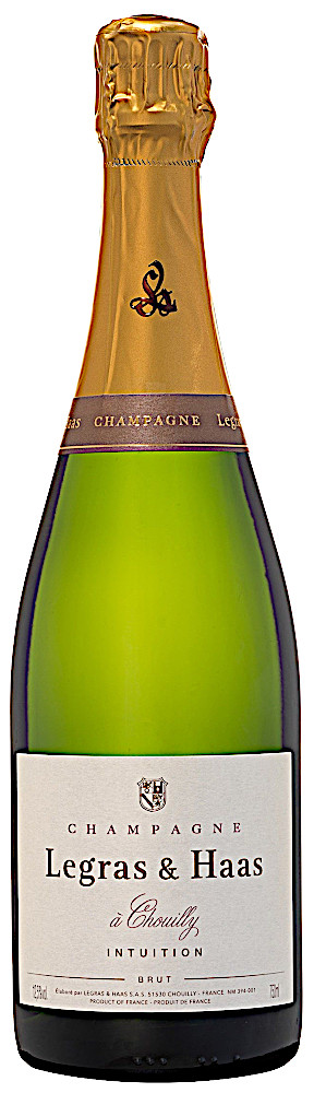 image of Champagne Legras & Haas Intuition NV