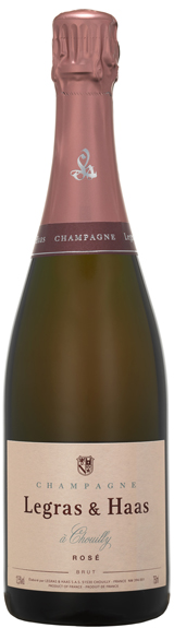 image of Champagne Legras & Haas Rosé NV