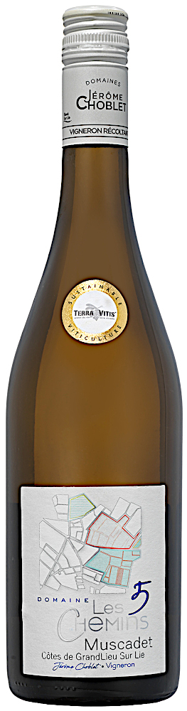 image of Domaine Les Chemins Muscadet 2019