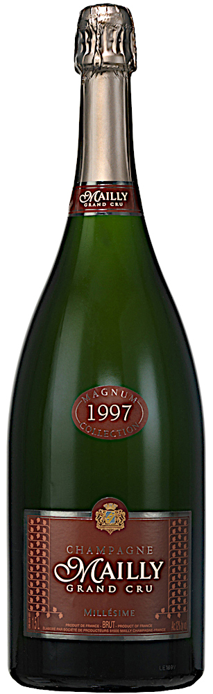 image of Champagne Mailly Grand Cru Collection, magnum 1997
