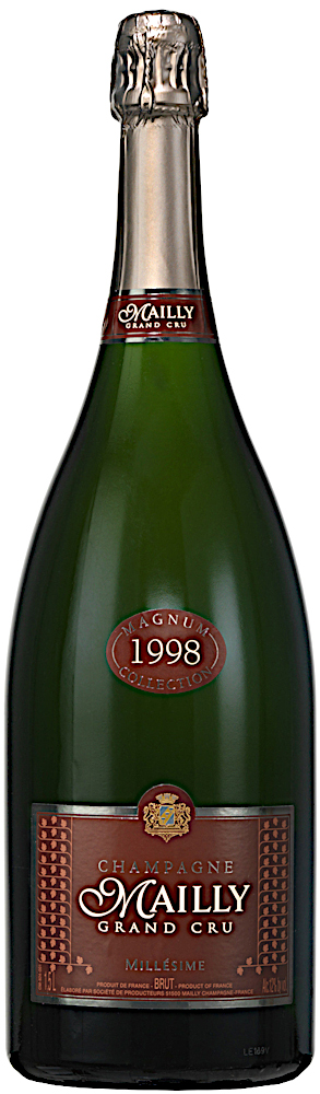 image of Champagne Mailly Grand Cru Collection, magnum 1998