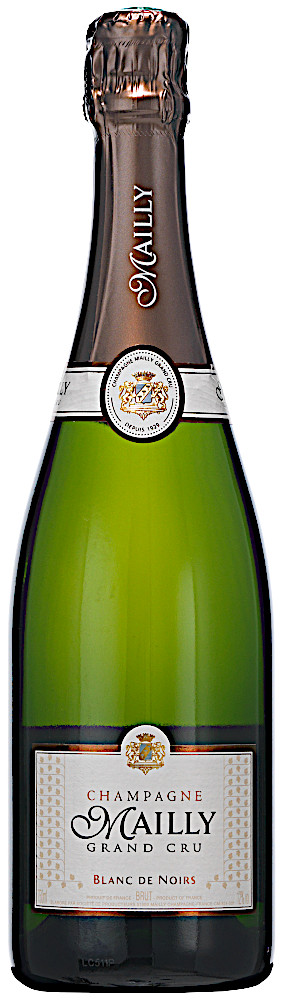 image of Champagne Mailly Grand Cru Blanc de Pinot Noir NV