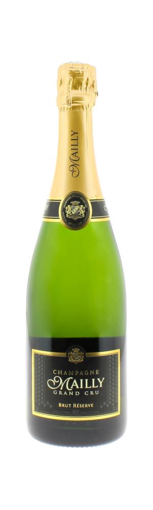 image of Champagne Mailly Grand Cru Brut Réserve, ½ flaska NV