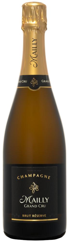 image of Champagne Mailly Grand Cru Brut Réserve, jeroboam NV