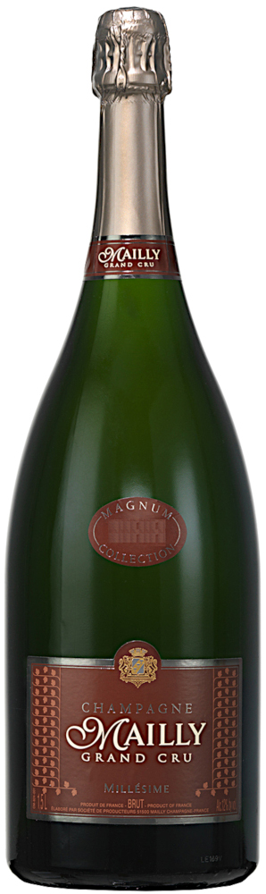 image of Champagne Mailly Grand Cru Collection, magnum 2003