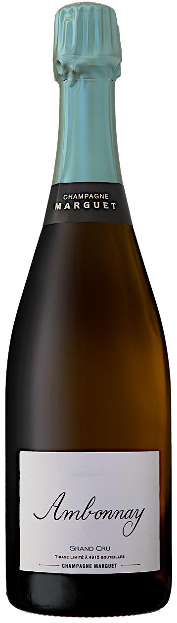 image of Champagne Marguet Ambonnay Grand Cru 2015