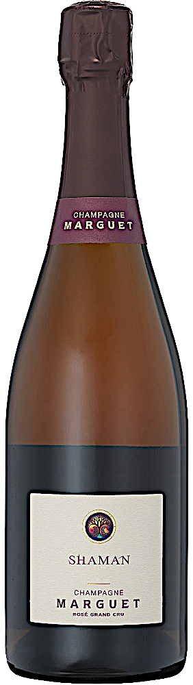 image of Champagne Marguet Shaman 17 Rosé Grand Cru NV