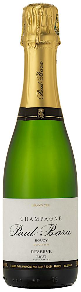 image of Champagne Paul Bara Brut Réserve Grand Cru, ½ flaska NV