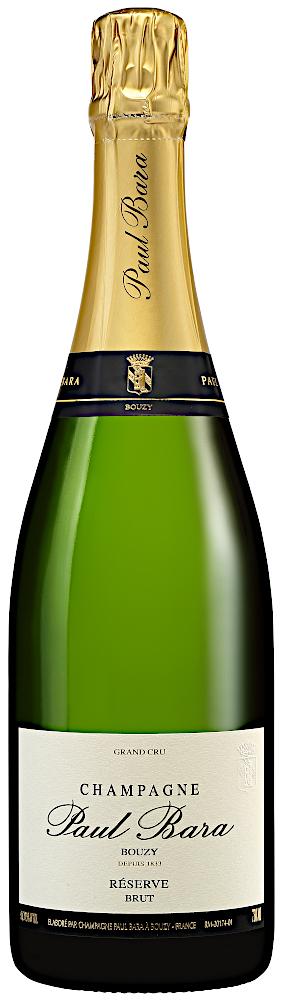 image of Champagne Paul Bara Brut Réserve Grand Cru, Magnum NV