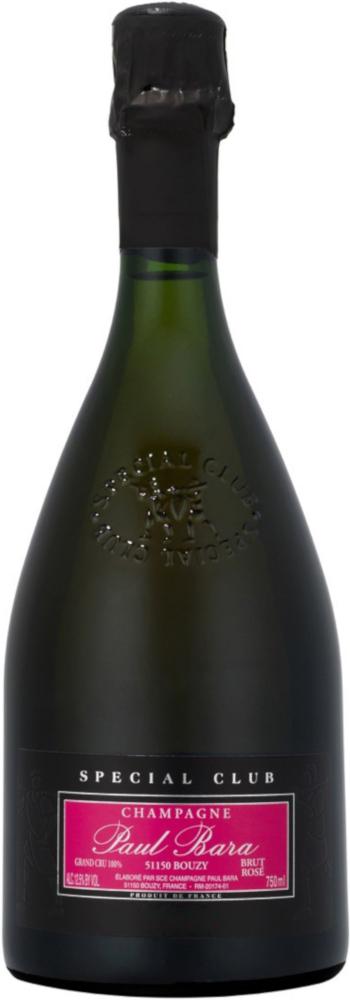 image of Champagne Paul Bara Spécial Club Grand Cru Rosé 2014
