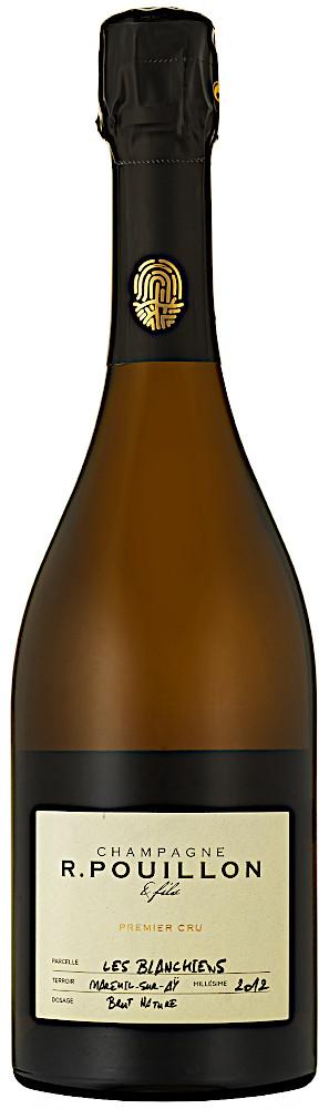 image of Champagne R. Pouillon & Fils Les Blanchiens Brut Nature 1:er Cru 2012