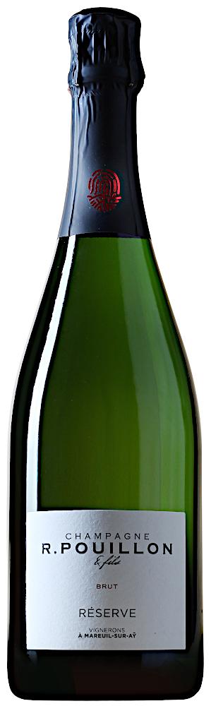 image of Champagne R. Pouillon & Fils Réserve Brut, magnum NV