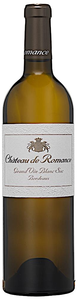 image of Château de Romance Grand Vin Blanc Sec 2016