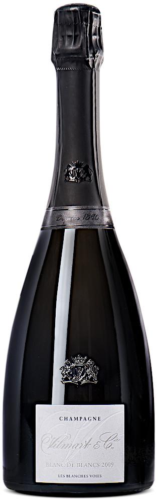 image of Champagne Vilmart & Cie Les Blanches Voies Blanc de Blancs 1:er Cru 2009