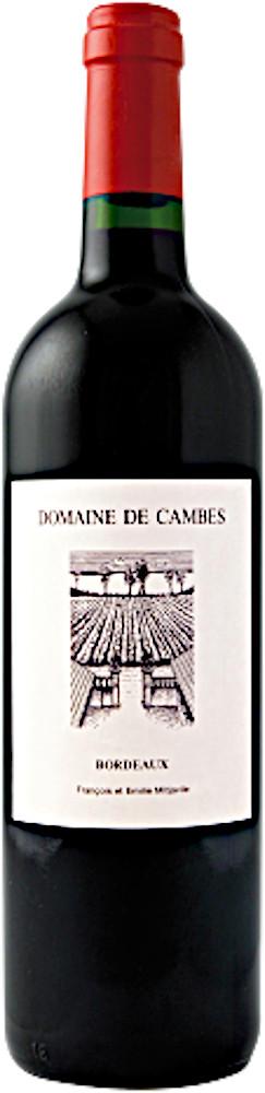 image of Domaine de Cambes Côtes du Bourg 2010