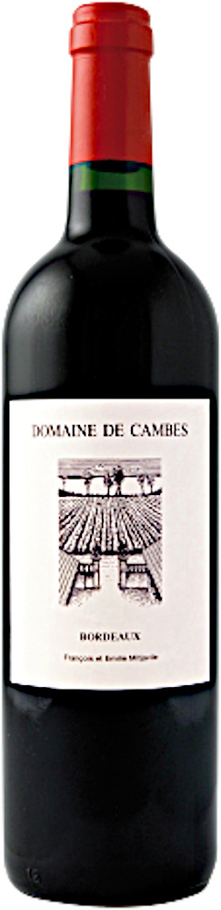 image of Domaine de Cambes Côtes du Bourg 2008